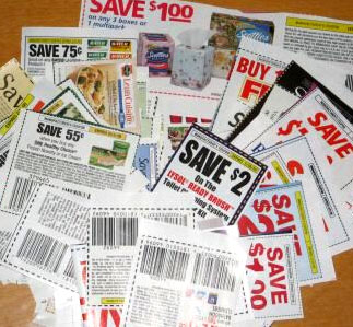 coupon clipping service1 No coupons in todays paper