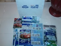 Last Day To Enter The Crest/Oral B Giveaway