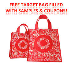 target bag Free reusable bag from TARGET